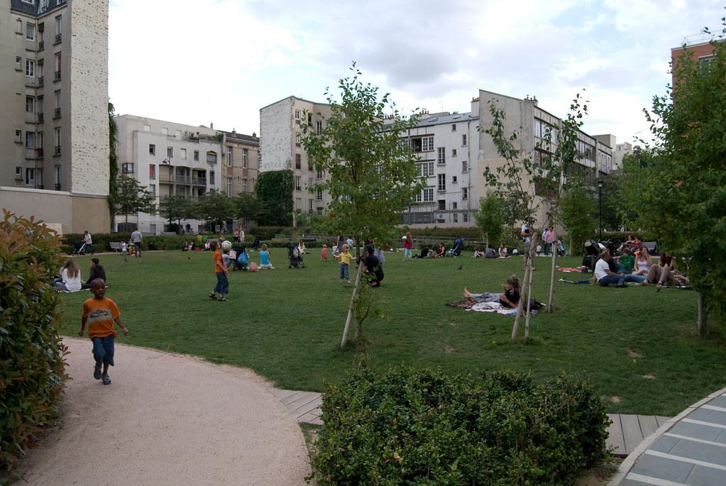 Jardin de la Cité-Prost
