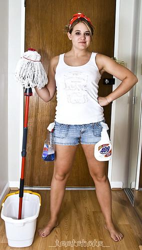 mrs clean