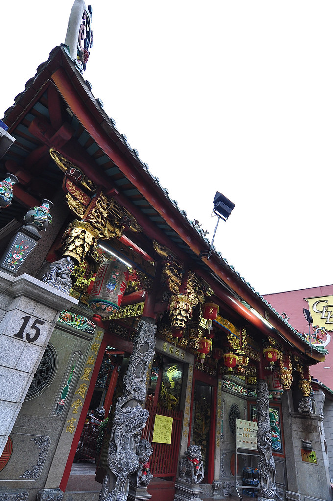 Po Chiak Keng Temple 2