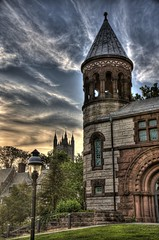 Princeton University Buildings by zbtwells
