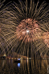 Redentore (NicolaMolon) Tags: venice nikon fireworks venezia d300 campanilesanmarco redentore fuochiartificio 1424mm redentorevenezia redentorevenezia2009
