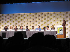 True Blood Cast 3 (EileenRose) Tags: comiccon trueblood