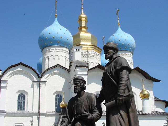 Annunciation Cathedral - Kremlin - Kazan - Russia