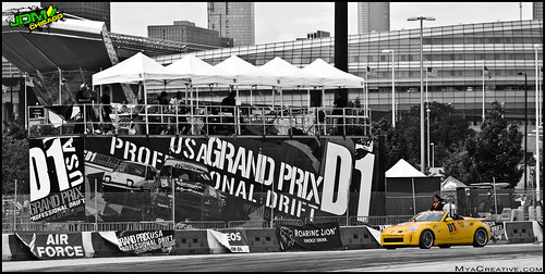 D1GP Round 3 Chicago, IL
