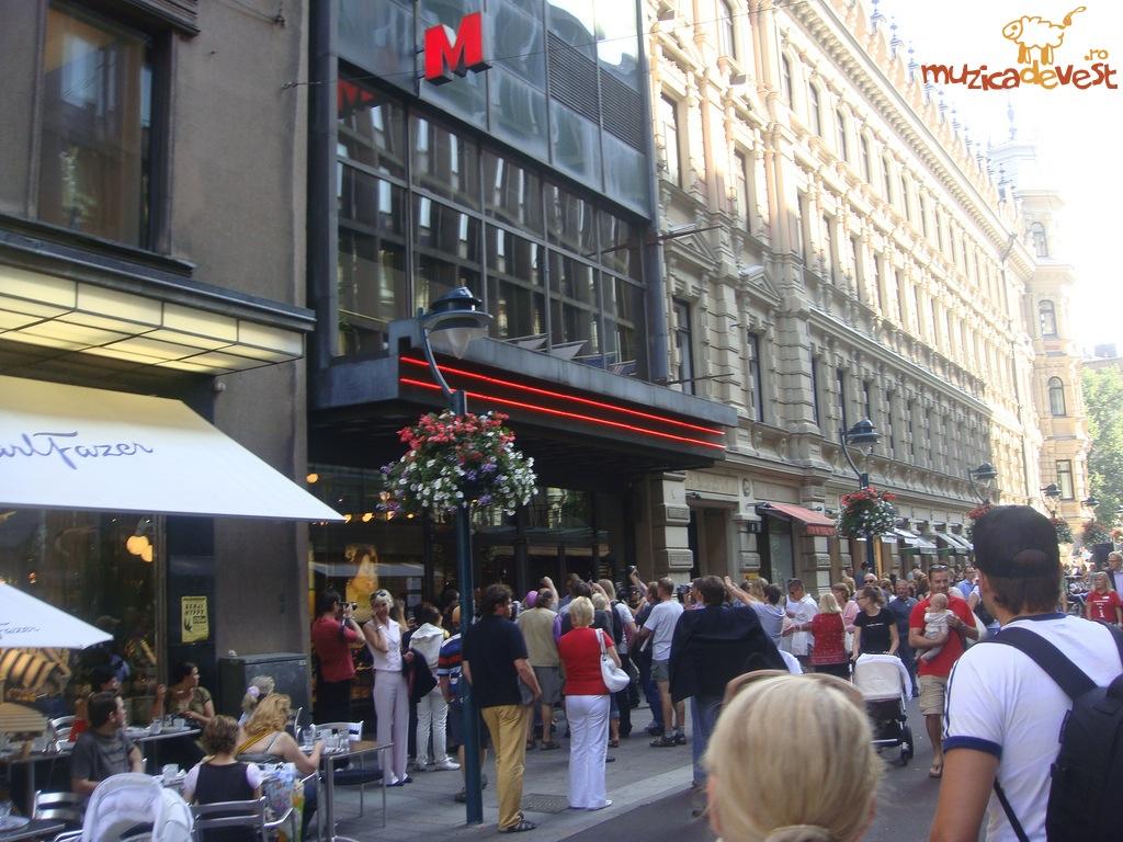 Madonna in Helsinki
