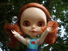 Piper: But she's weird!