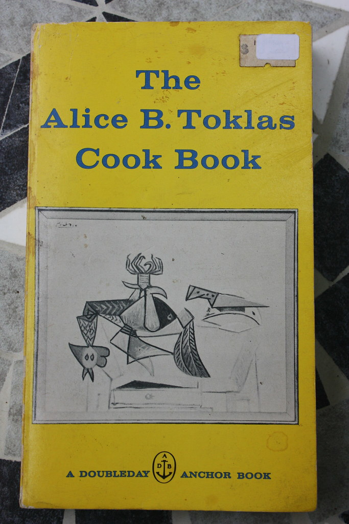 The Alice B. Toklas Cook Book
