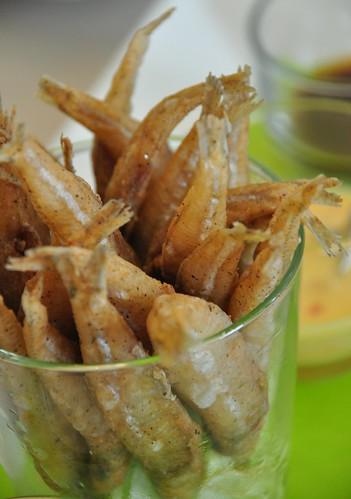 Crisp Fried Whitebait