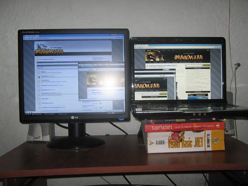 3811955679 14cc9b07b6 Utilizando tu Portatil como Segundo Monitor