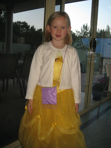 Christy as Belle