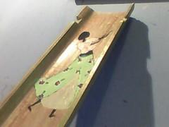 Imagem 004 (A cor do acaso) Tags: ceramica cores artesanato jardim decora cor telas acrilico telha africanas senegalesa senegalesas