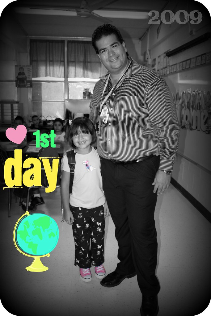 FIRST DAY OF SCHOOL 009