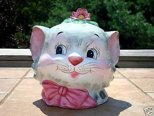 PY Cat Cookie Jar