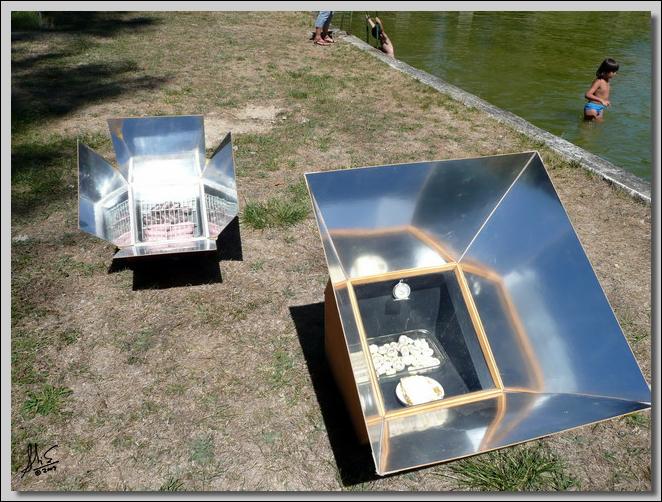COCINAS DE ENERGIA SOLAR