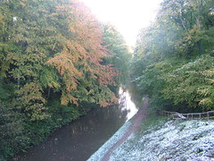 Canal (markgoodge) Tags: autumn nature autumngold themedalbums