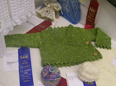 Baby Sweater - 1st Place