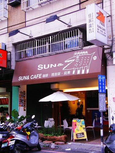 你拍攝的 【SP550】SUN&CAFE。