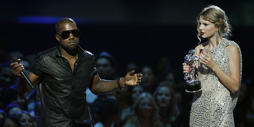 Kanye West at MTV VMA