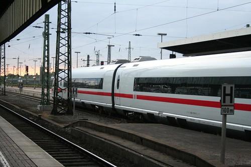 Estação Comboios Dortmund Hauptbahnhof Alemanha