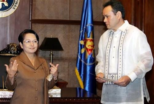 Arroyo and Teodoro