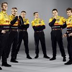 Penske Drivers