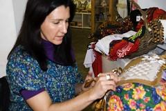 Suzete (FLORIPA CULTURA) Tags: brasil florianópolis santacatarina renda bilros