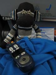beddie-byes on KLM