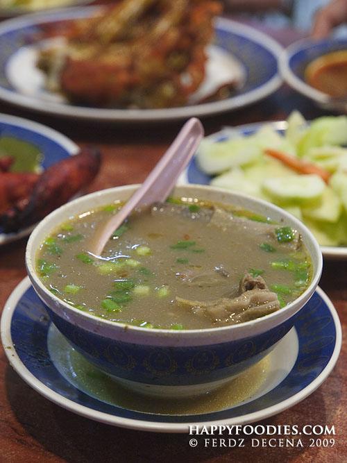 Nasi Kandar Pelita Sup Ayam