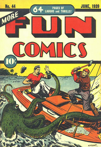 More Fun Comics #44 (June, 1939)