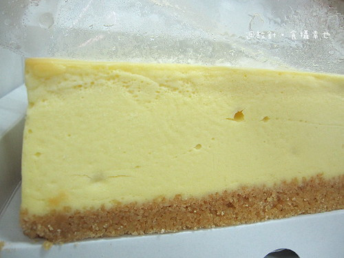 米迦起司蛋糕仔細看