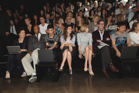 Dolce & Gabbana Front Row
