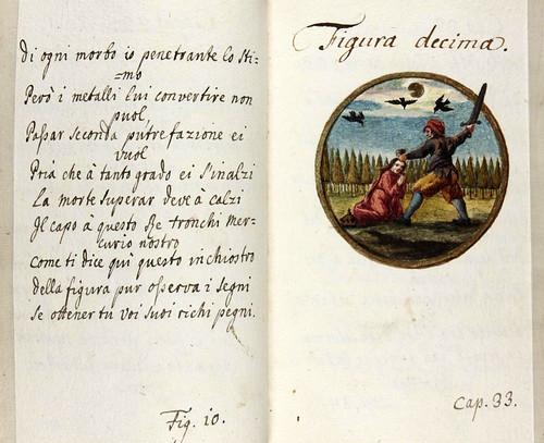 018-Alchemical miscellany Philosophia hermetica Compendiolum de praeparatione auri potabilis veri 1790