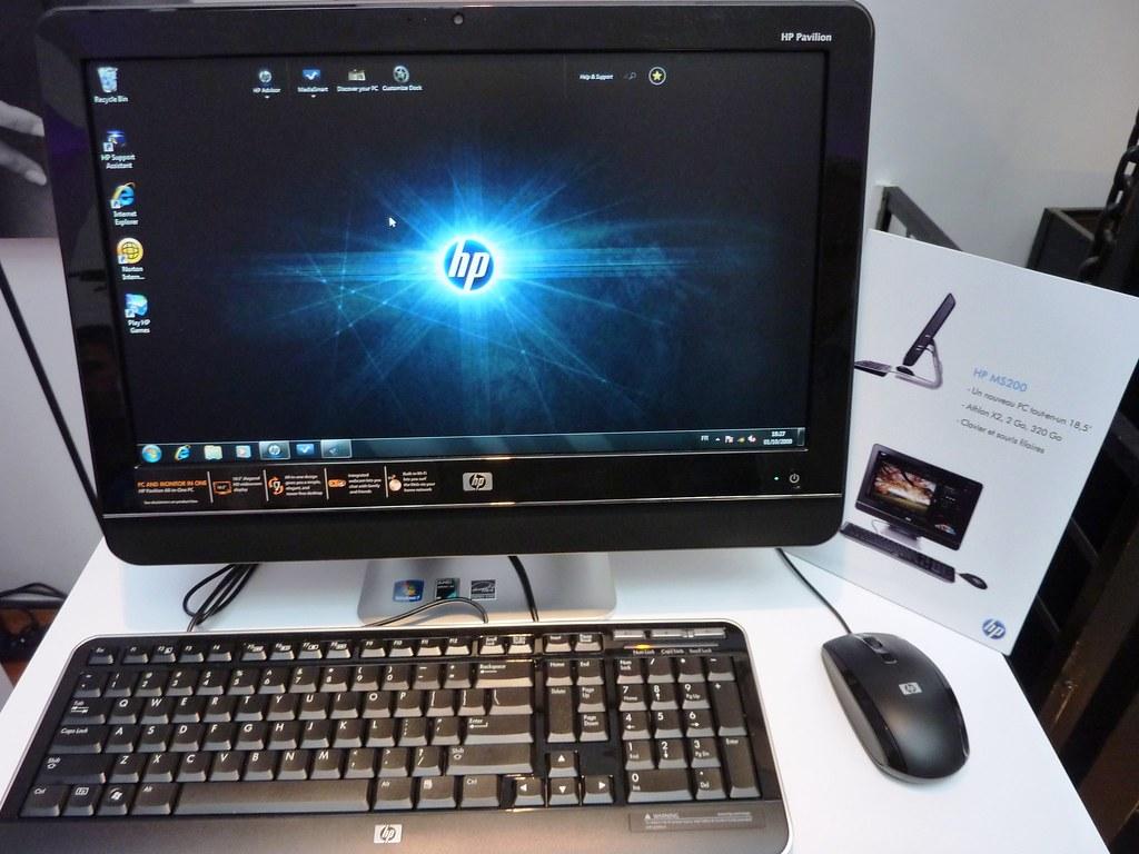 HP MS200