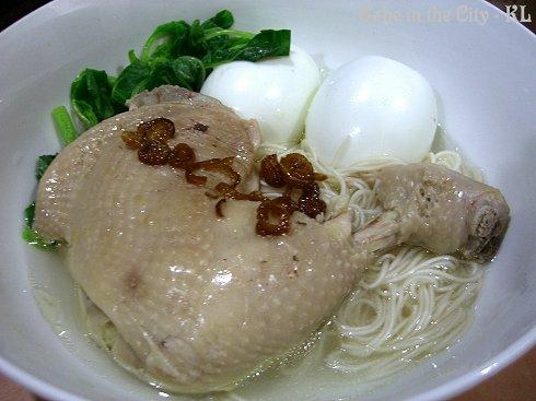 Birthday Noodles - Mee Sua