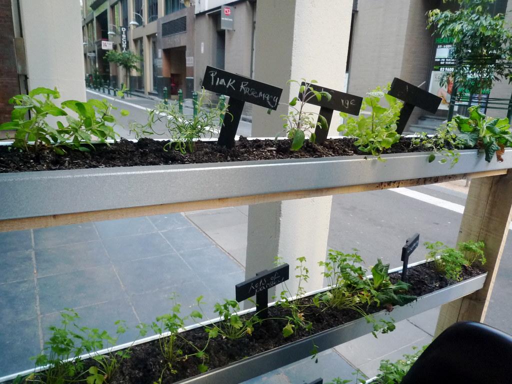 Hardware Societe herb garden