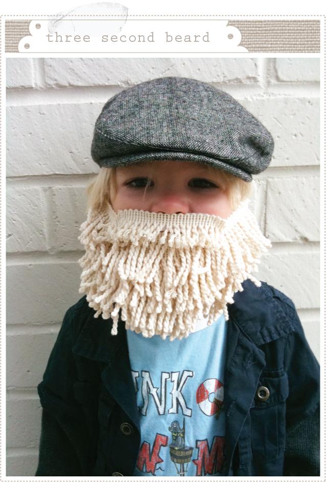beardA