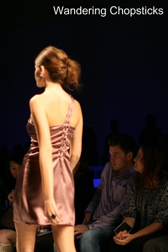 Femme Noir by Phong Hong Debut at Downtown Los Angeles Fashion Week Fashion Angel Awards Emerging Designers Runway Show 10