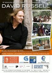 Premios Honoríficos 'David Russell' para jóvenes talentos