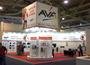 AVF Booth at IFA08