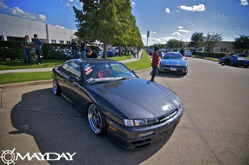 Mikeys S14 was a crowd favorite