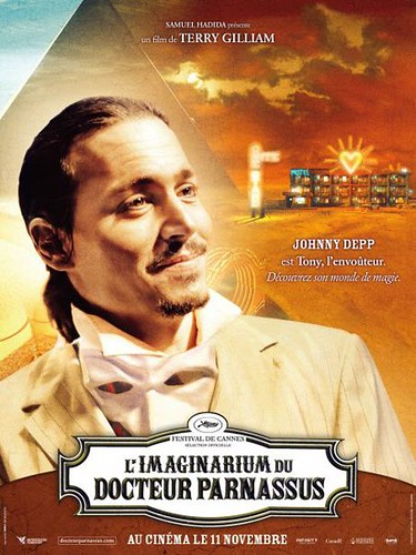 imaginarium of doctor parnassus johnny depp