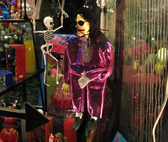 Michael Jackson Day of the Dead doll