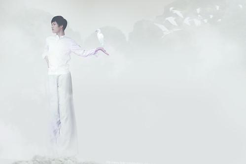Như cánh vạc bay por Hoa Trang An ^^