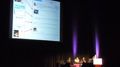 Lifestreaming Panel at the 140Conf at the Kodak Theater