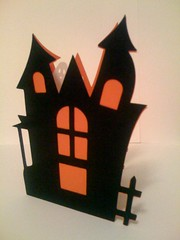 Halloween Card 2009 (WhereRu) Tags: halloween paper hand craft hobby made card iphone scal cricut