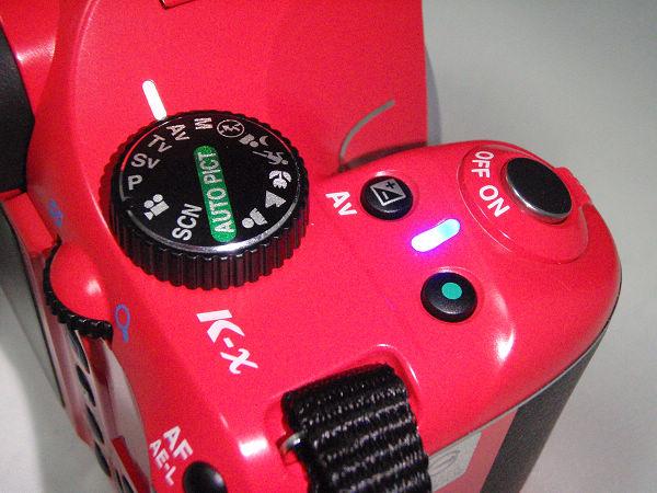 K-x 開紅色的箱