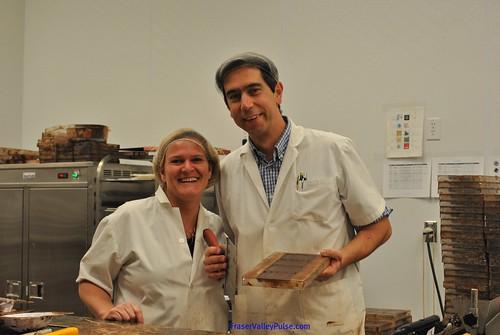 Veve & Wim Tas of Chocolatas