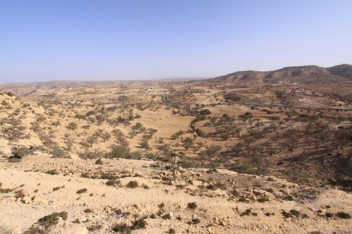 Wild West Territory south of Essaouira.