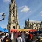 Bordeaux: Marché Saint-Michel