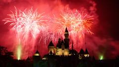 Disney Land Fireworks